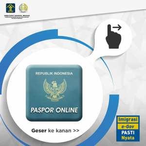 Aplikasi Paspor Online