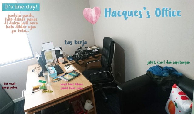 Hacques Office
